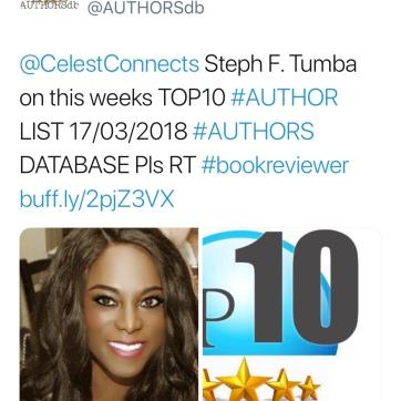 AuthorsDB - Steph Top 10